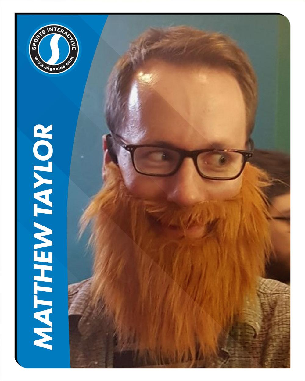 Matthew Taylor | Sports Interactive