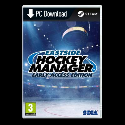 Eastside Hockey Manager: EA | Sports Interactive