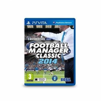 Football Manager Classic 2014 (PS Vita) | Sports Interactive