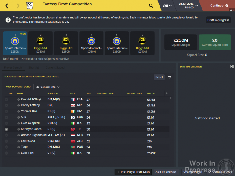 Football Manager 2016 | Sports Interactive