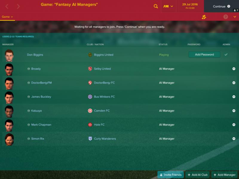 Football Manager 2017   Sports Interactive